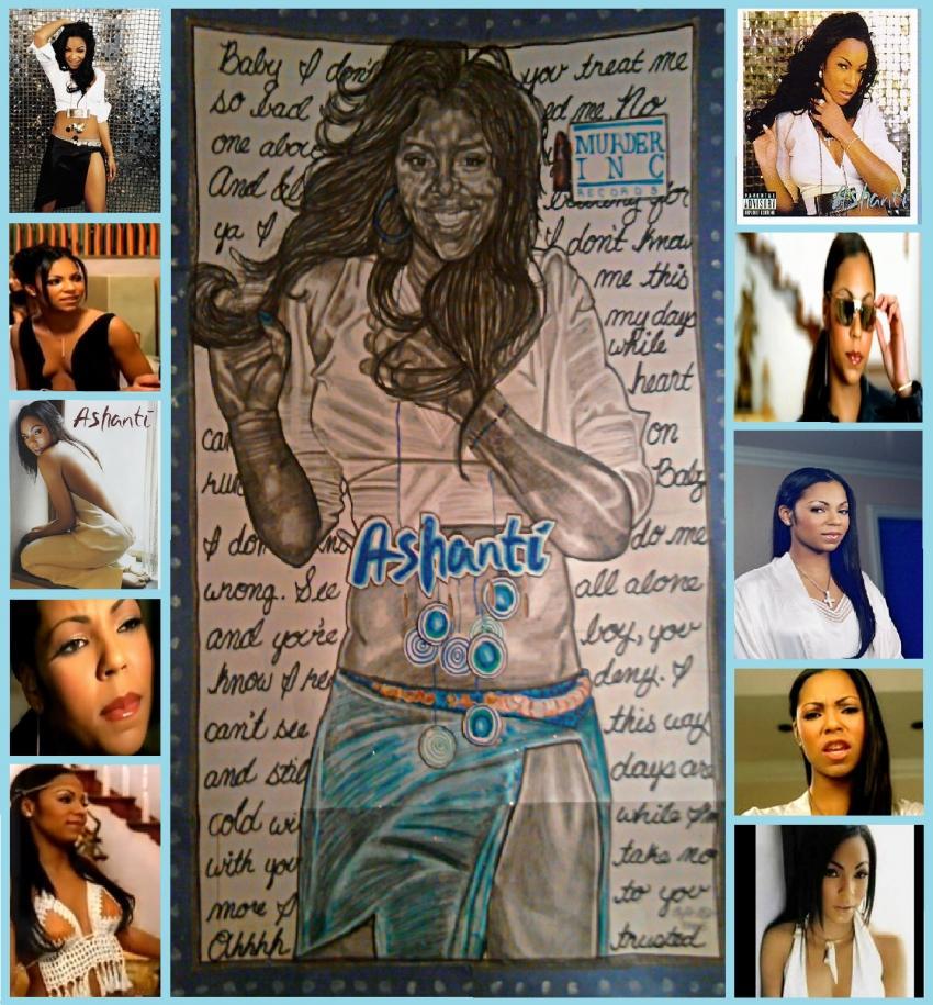 Ashanti por NicoleBoo